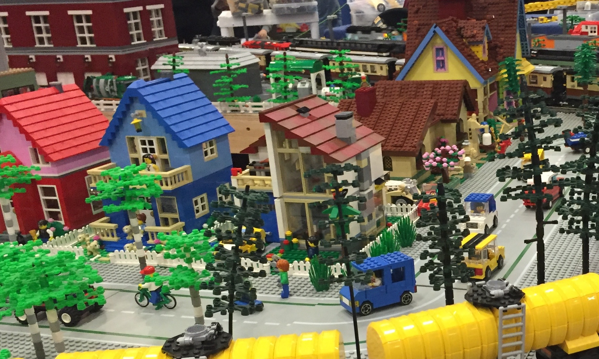 Calgary LEGO Train Club