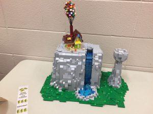 Stephen's Miniature Up House