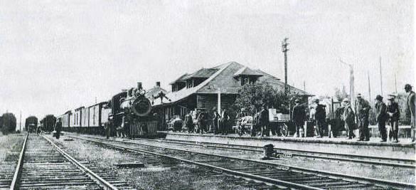 CPR Station (1893-1911)