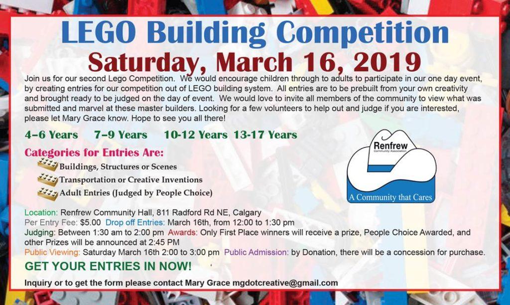 Calgary LEGO Train Club – Calgary and area enthusiasts sharing